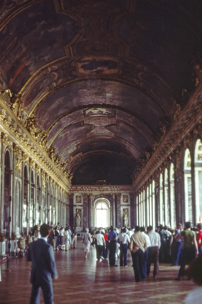 The Hall of Mirrors in 1979.