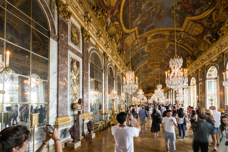 The Hall of Mirrors (and people!)