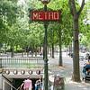 Ye olde métro station entrance.