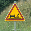 Watch out for cars shooting rocks!