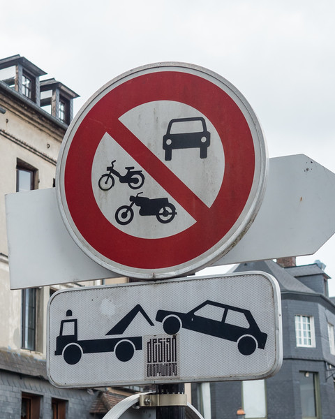 No cars, motorcycles or motorbikes. You will be towed if you don't toe the line.
