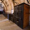 Old ovens, modern art.
