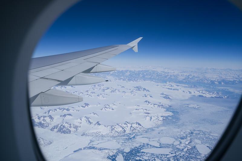 Greenland ho!