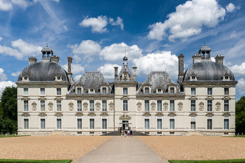 One last look at Château Cheverny.
