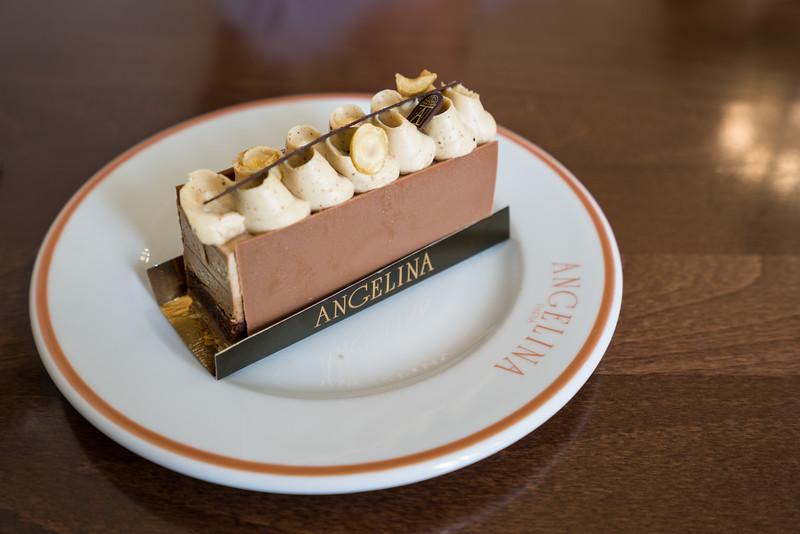 Bryan's dessert - Craquant Chocolate Nois. (Crunchy nut chocolate)