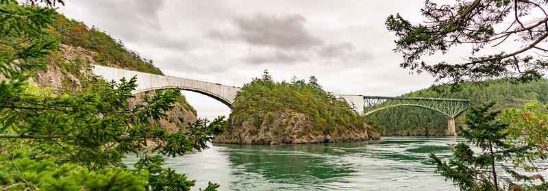 The bridges.