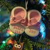 A Baby's First Christmas ornament!