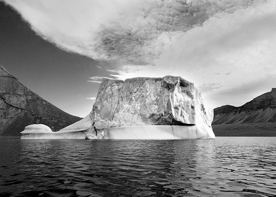 Iceberg near Baffin Island