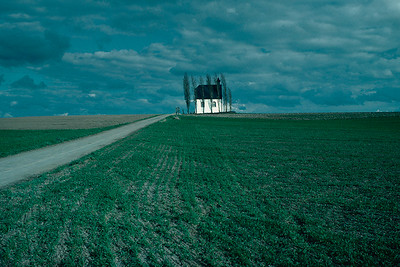 Lone Chapel Eifel (Germany)