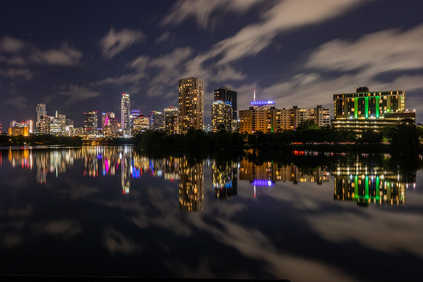 Hometown Reflections (Austin)