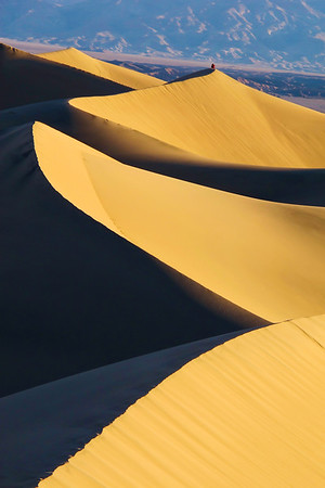Death Valley: The Roiling Sea of Dunes