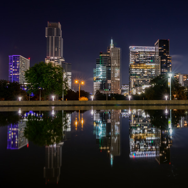 Mirror Mirror of Austin, Texas
