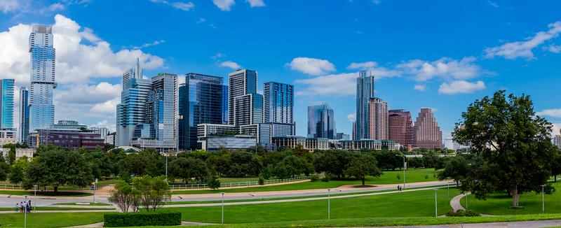 Pristine Austin - Panorama
