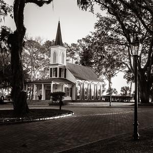 A Little Church in Bluffton