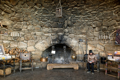 Fireplace in Hermits Rest