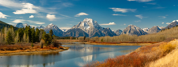 Oxbow Bend Late Fall