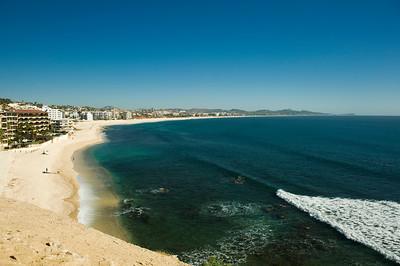 Mirador (lookout) Costa Azul, San Jose Del Cabo. Northeast view
