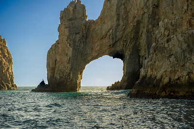 """El Arco"", The Arch in Lands End, Cabo San Lucas"
