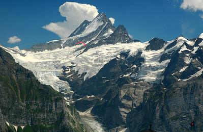 Alps Paraglider