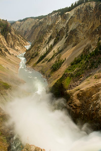 Lower Falls mist