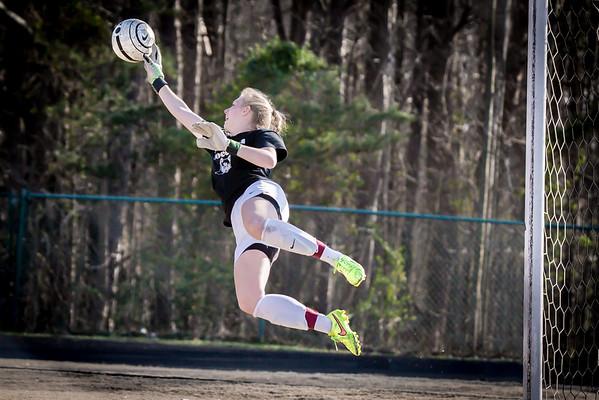 Hough Varsity Women's Soccer vs Independence-55
