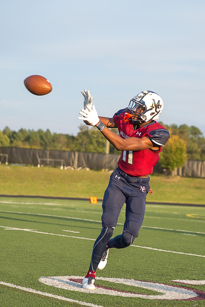 Mallard Creek Football vs Vance 2016-81