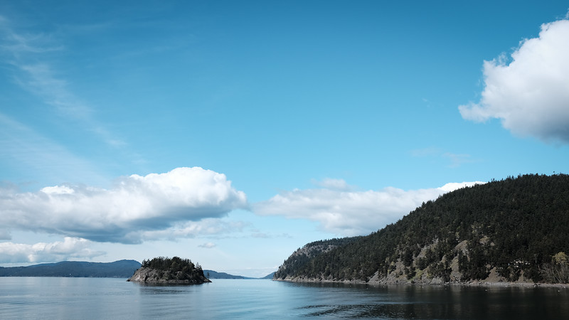 San Juan Islands   Washington   March 2016