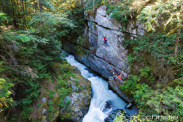 Glacier Creek Climb