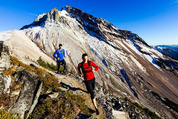 Running Brohm Ridge
