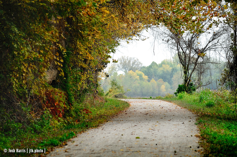 Katy Trail, Missouri, October 2012.