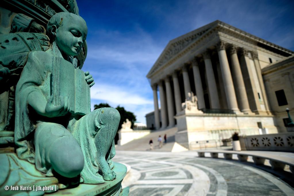 United States Supreme Court, Washington, October 2009.