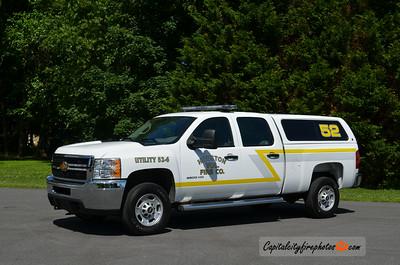 Houston Utility 52-6: 2013 Chevrolet