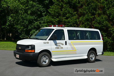 Houston Utility 52-10: 2004 Chevrolet
