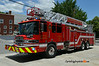 "Dover (Kent Co.) Ladder 1: 2011 Pierce Quantum ""PUC"" 1500/500 100'"