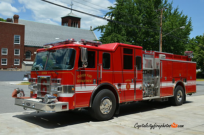 Dover (Kent Co.) Engine 6: 2003 Pierce Lance 2000/1000