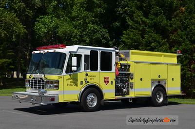 Houston Engine 52-5: 2003 Ferrara 1500/1000