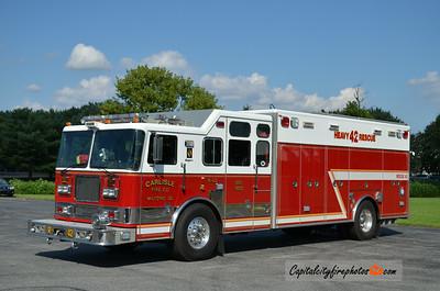 Milford (Carlisle Fire Co.) Rescue 42: 2004 Seagrave