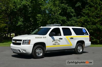 Houston Rescue 52-8: 2008 Chevrolet