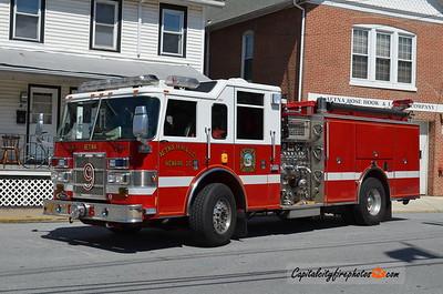 Newark (New Castle Co.) Engine 9: 2005 Pierce Dash 2000/750