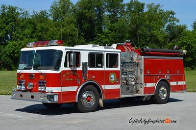 Newark (New Castle Co.) Engine 10-1: 1991 KME 1500/750
