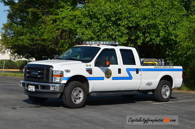 Cranston Heights (New Castle Co.) Brush 14-0: 2004 Ford F-350/Stahl 250/250