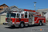 Millsboro Ladder 83: 2012 E-One Typhoon 2000/450/30 87'