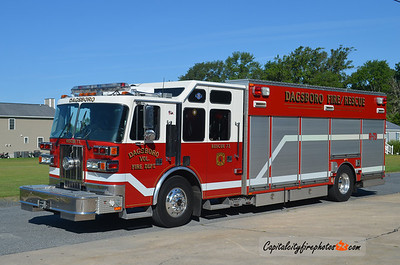 Dagsboro Rescue 73: 1999 Sutphen