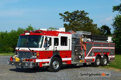 Millville Engine 84-4: 2004 American LaFrance 1500/2700/40