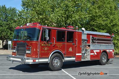 Milton Engine 85-3: 1989 Spartan/Grumman 1500/1000