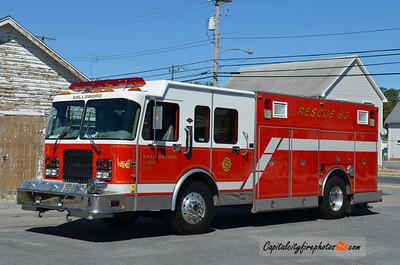 Millsboro Rescue 83: 1996 Spartan/4 Guys