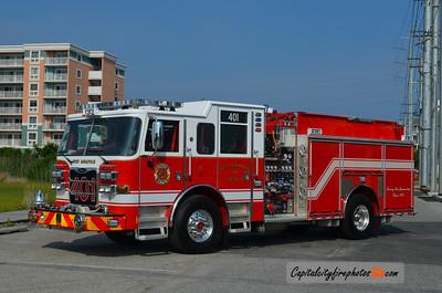 West Annapolis Engine 401: 2013 Pierce Arrow XT 1500/1000