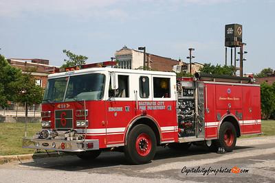 Baltimore Engine 6: