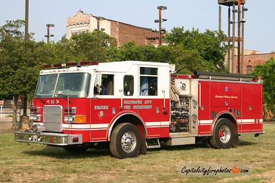 Baltimore Engine 5: 2003 Pierce Enforcer 1250/500 (X-Engine 30)