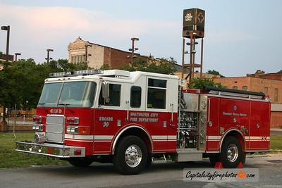 Baltimore Engine 30: